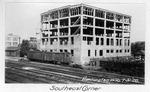 SW view Construction of building of Huntington Drug Co. Bldg., Huntington, W.Va.,