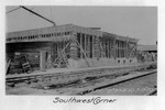 Construction of northwest corner of Huntington Drug Co. Bldg., Huntington, W.Va.
