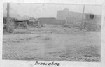 Excavation for building of Huntington Drug Co. Bldg., Huntington, W.Va.,