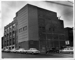 Photo of completed Huntington Publishing Co. (HUPCO) building addition, 1958
