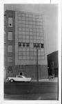 Construction photo of Huntington Publishing Co. building addition, 1958