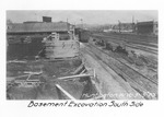 Construction of Huntington Drug Co. Bldg., Huntington, W.Va.