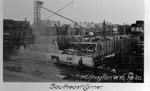 Construction of southeast corner of Huntington Drug Co. Bldg., Huntington, W.Va.