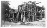 Construction of the Catlettsburg City Hall, Catlettsburg, Ky., Oct. 2,1911