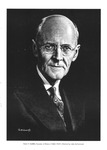 Photo print of Paul P. Harris, Founder of Rotary (1868-1947) by John McCormack