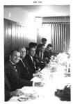Huntington Rotary Club chapter Christmas dinner, Dec. 1959