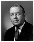 Huntington Rotary Club President J. G. Harlow
