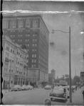 Hotel Prichard, downtown Huntington,WVa, ca. 1954-55