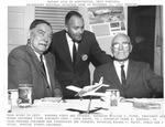 Huntington Rotary Club with Aviation week program, Dec 11, 1967