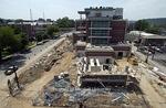 Robert C. Byrd Biotechnology Science Center (under construction)