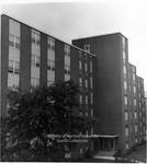 Buskirk Hall (West Hall) by Marshall University