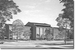 Corbly Hall (Academic Building B) by Marshall University