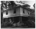 Everett Hall by Marshall University