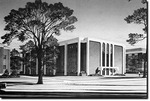 Harris Hall by Marshall University