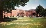Hodges Hall by Marshall University