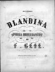 Blandina: Polka Brilliante