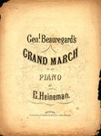 Genl Beauregard's Grand March