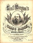 Gen. Morgan's Grand March by C. L. Peticolas
