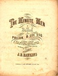 The Minute Men   (Ballad)