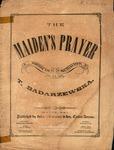 Morning Prayer by A. F. Little