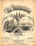 """No Surrender"" Song by C. C. Mera"