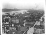 Flood of Jan. 1937 aerial view