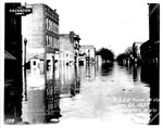 4th Ave. & 11th St., looking east by U.S. Army Corps of Engineers, Huntington Division