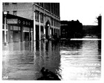 11th St & 4th Ave., looking north by U.S. Army Corps of Engineers, Huntington Division