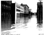 3rd Ave, looking south up 10th St by U.S. Army Corps of Engineers, Huntington Division