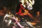 Jesus Agony in Gethsemane
