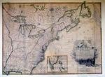 Carte des Etatis-Unis l'Amerique suicant le Traite de Paix de 1783 [Reproduction by Donnelley & Sons, 1970]