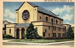 First Christian Church, Charleston, Kanawha County, W.Va.