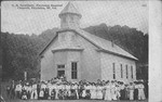 Sunday School Class, Peytona Baptist Church, Peytona, Boone County, W. Va. by Marshall University