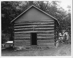 Smoke Hole Church, Pendleton County, W. Va. by David P. Cruise, West Virginia Department of Commerce
