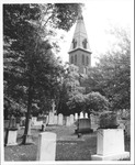 Zion Episcopal Church, Saint Andrews Parish, Charles Town, Jefferson County, W. Va. by Marshall University