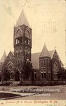 First Methodist Episcopal Church, Huntington, Cabell County, W. Va.