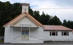 Fairmount Baptist Church, Missouri Branch, Wayne County, W.Va.