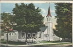 Baptist Church, Ravenswood, Jackson County, W.Va. by Marshall University