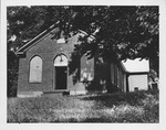 Bruce Chapel, Mason County, W. Va. by Marshall University