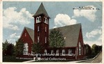 Lewisburg Methodist Episcopal Church, South, Lewisburg, Greenbrier County, W.Va. by Marshall University