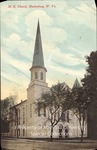Methodist Episcopal Church, Martinsburg, Berkeley County, W.Va. by Marshall University