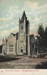 First Methodist Episcopal Church, Morgantown, Monongalia County, W.Va.