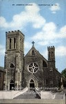 St. Joseph Catholic Church, Huntington, Cabell County, West Virginia by Marshall University