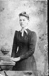 Lena Seamonds, wife of William Tinsley, ca. 1870's