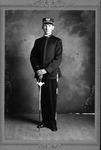 Leroy Willey in cadet uniform, ca. 1910