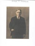 George R. Seamonds, probably when mayor of Huntington, W.Va., ca. 1937