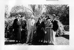 George R. Seamonds and friends, Tampa, Fla., Mar. 1939
