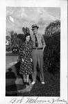 Bob and Melvina Johnson, Mar. 1939