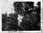 Margaret Burdette, at 1010 9th Ave, Huntington, W.Va., ca. 1920