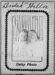 Beulah and Willa Tinsley, ca. 1915